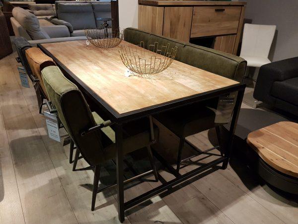 Eettafel 180 cm van 799 NU verkocht