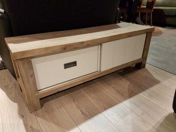 Tv dressoir old java 130 cm van 599 NU VOOR 299