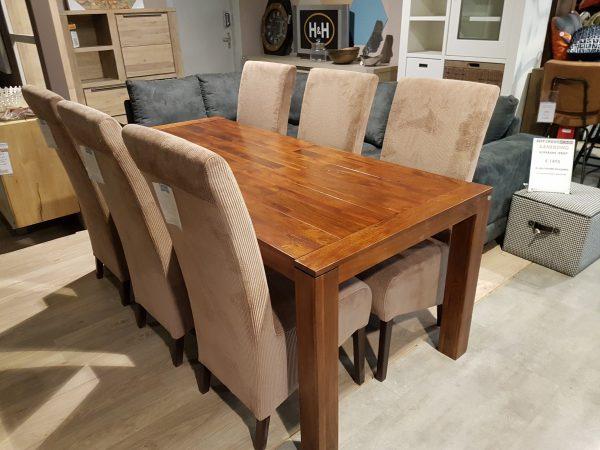 6 stoelen capri van 1014 NU VOOR 375