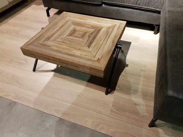 Salontafel 70×70 cm van 179 nu voor 99